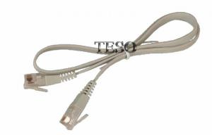 China Crossover Ethernet Patch Cable Cat5e Unshielded For Cabling System on sale