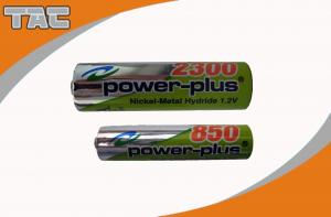 China High Capacity AA 2600mAh Green Power Nickel Metal Hydride Rechargeable Batteries on sale