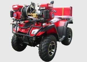 China 500CC 4x4 Four Wheel ATV / UTV 4 Stroke With Automatic CVT Transmission on sale