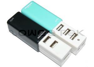 China Llipstick Style Hi-Speed USB 2.0 4 Ports Hub (ZW-21007) on sale