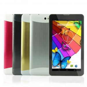 China Best hotselling 7 inch 3G Tablet pc MTK8312 Dual core Phone calling function on sale