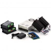 2 Phase Low Speed 2 Phase Stepping System , High Precision Square Stepper Motor Kit For Industrial Automation