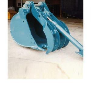 China Excavator thumb bucket on sale