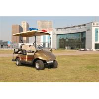 Flexible 4 Seater Golf Carts Golf Buggy With Electric Motor CE Certificate