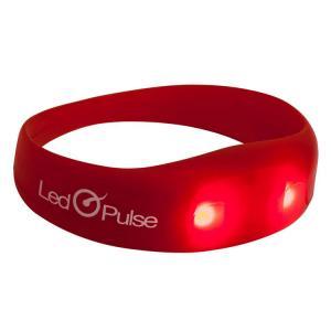 China Motion Sensor Halloween Light Up Bracelet LED Glow Band Wristband Singapore on sale