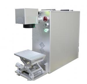 China 10w 30w  laser plastic marking machine on sale
