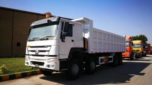 China Howo 40 Ton Construction Heavy Duty Dump Truck 8X4 371hp Front Tipping on sale