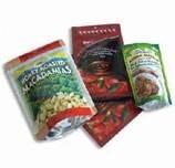 China Жара - полиэтиленовый пакет вакуума еды Гуссет уплотнения бортовой, течебезопасный, небольшой on sale