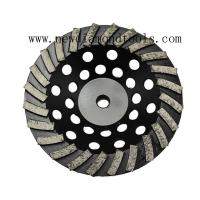 China Diamond grinder wheel concrete on sale