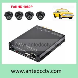 China WIFI Wireless Vehicle DVR recorder HD 1080P CCTV video surveillance system with GPS tracking on sale