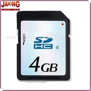 China Micro SDHC 4GB Memory Card on sale