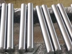 China Precision Steel Mechanical Hard Chrome Plated Rod, CK45 Hot Rolled Chrome Bar on sale