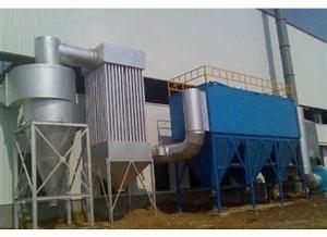 China Auto Control Industrial Dedusting System , Industrial Dust Collection System on sale