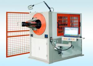 China 装置、圧縮ばねの巻く機械を形作るカスタマイズされた形ワイヤー on sale