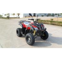 Off Road Red Automatic Utility ATV , 4 Stroke Kandi 200CC ATV Quad