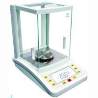 China auto calibration 0.1mg electronic precision analytical laboratory balance weighing scales on sale