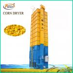 Biomass Furnace Drive Grain Dryer Machine 20 Tons / Batch Type Mechanical Grain Dryer