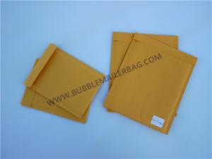 China Custom Printed Size 0 Kraft Padded Mailers , 6 X 10 Padded Envelopes Moisture Proof on sale