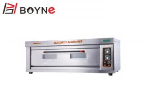 China Automatic Industrial Bread Baking Equipment , Far - Infrared Commercial Pastry Oven on sale