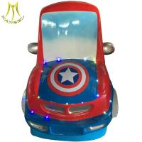 Hansel high quality token operated video game machines kiddie rides on car