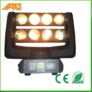 China Rgbw 4 in1 8pcs 10w Dmx Beam Moving Head Lighting Martin Dj Lighting on sale