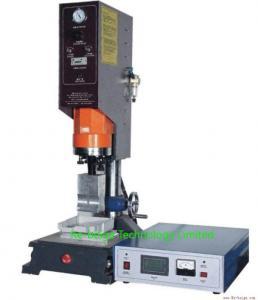 China PLC Controlled Digital Ultrasound Plastic Welder / Ultrasonic Sealing Machine 2600W on sale