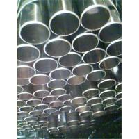 "Bare / Black Mild Steel ERW Pipes , Electric Resistance Welded ERW Line Pipe 1"" / 2"""