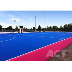 China Playground Hockey Artificial Grass , Durable Surface Artificial Lawn Grass Anti - Aging on sale