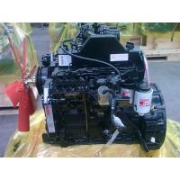 B3.9 Turbocharged Diesel Engine 4 Cylinde , Cummins Diesel Motor For Loaders