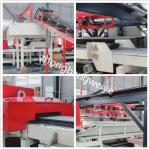 new fully automatic hollow core  concrete lightweight wall panel making machine for all kinds of building from china