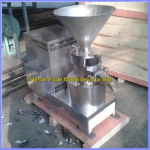 China corn paste making machine, soybean paste grinding machine on sale