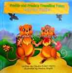 Serviço de impressão do livro de crianças