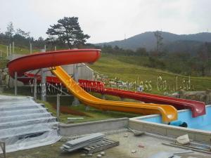 China Corrediça de água reta aberta do sider da associação da fibra de vidro on sale