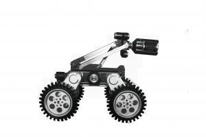 China CE CCTV Pipe Inspection Equipment , Water Pipe Inspection Robot HD Camera System on sale