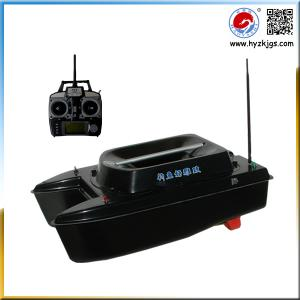 China China Original Fiberglass Catamaran Fishing Bait Boat on sale