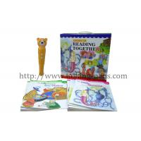 Multi-Language Fable Book Reading Pen For Children Learning Grammar