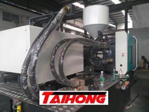 China BMC injection molding machine , Haijiang machinery 280 tons , Horizontal standard on sale