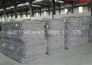 China PVC Gabion Wire Mesh Low Carbon Steel From Poland For Bridge Protection on sale