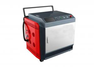 China 200/500 Watt Laser Rust Cleaning Machine , Fiber IPG Laser Rust Removal Machine on sale