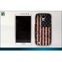 PC Plastic Plating Carrying Samsung Galaxy Protective Cases OEM IMD for Galaxy S4 I9500