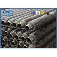 China High Efficient Boiler Fin Tube , Carbon Steel Heat Exchanger Tubes Compact Structure on sale