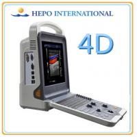 Medical Equipment 3D/4D Color Doppler Portable Ultrasound Scanner Digital ultrasonic machine