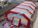 China Custom Blow up Football field PVC tarpaulin Inflatable Sports Games for Commercial, Home wholesale