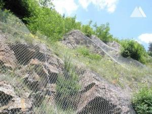 Quality Rockfall Barriers for sale