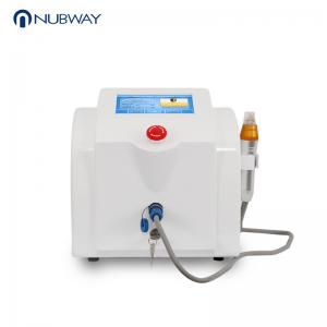 China Portable Fractional RF Micro Needle equipment 80W RF output power 5Mhz frequency on sale