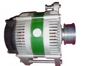 China INVENTION PATENTED 70V 150A LED ADVERTISING VAN ALTERNATOR on sale