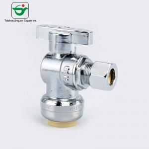 China 1/4''X1/2'' Quarter Turn Shut Off Valve on sale