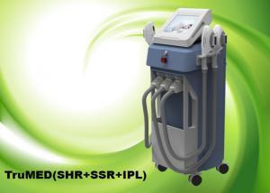 China 女性の処置の氷の冷却装置のための携帯用 SHR の個人的な毛の取り外し機械 on sale