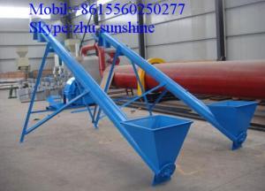 China Automatic Hopper Screw Conveyor/Feeder For Spice/Powder on sale