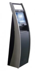 China F8 free standing water proof touchscreen kiosk on sale